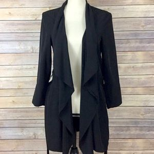 Cabi Collection Open Front Jacket/Cardigan Size xs